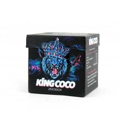 King Coco Charcoal 1kg  (26mm)