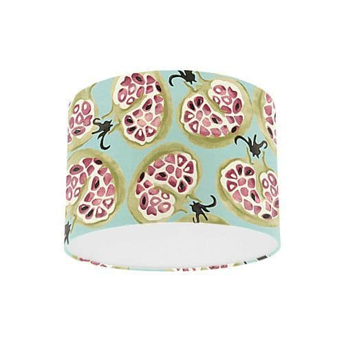 Emma Bridgewater Duck Egg Pomegranate Drum Lamp Shade