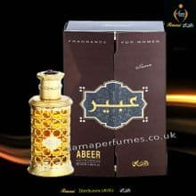 ABEER WOMEN EDP 50ml Spray - Rasasi UK & EU Distributors