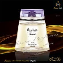Emotion Men Edp - 100ML - Rasasi UK & EU Official Distributors