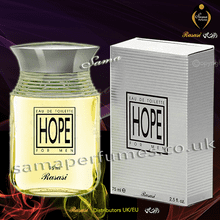 Hope Men - 75ML - Rasasi UK & EU Official Distributors