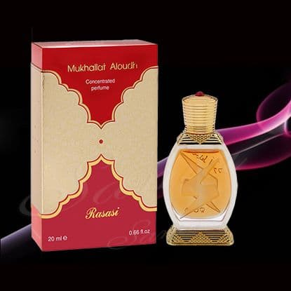 MUKHALLAT ALOUDH - 20 ml OIL (concentrated perfume)