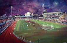 Bristol Rovers Remembering Eastville 20'' x 30'' approx poster print