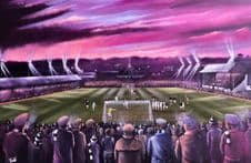 Firs Park, East Stirlingshire 1960's - 20'' x 30'' Box Canvas Print