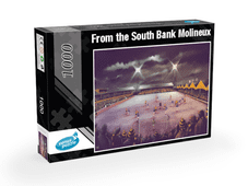 From the South Bank, Molineux, Wolverhampton Wanderers 1000 Piece Jigsaw (1)
