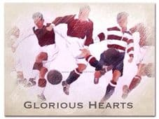 Hearts - Glorious Hearts 20'' x 30'' approx poster print