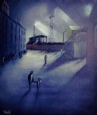 The Ghosts of Hibernian A3 poster print