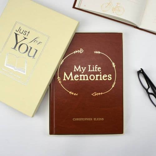 A Personalised Journal