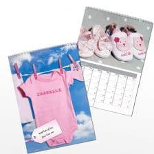 Baby Themed Calenders