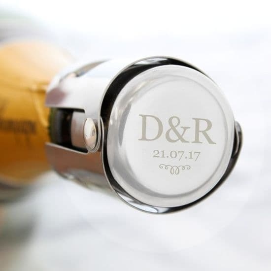 Personalised Bottle Stoppers