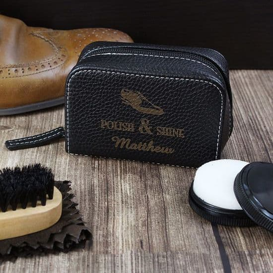 Polish & Shine Shoeshine Kits