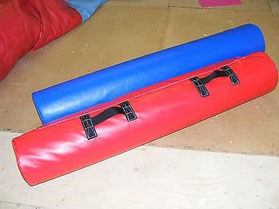 2  x GLADIATOR Pugel Sticks Red/ Blue
