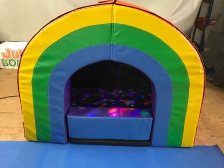 4ft high Disco and Sensory House