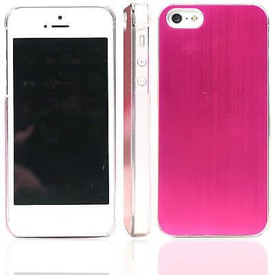 Apple Stylish Aluminum Metal Hard Protector Case Cover For iPhone5 5G Gift