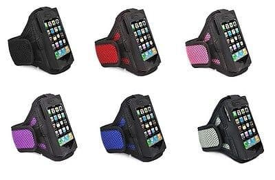 Armband Arm Band Case Cover Sports Jogging Gym Holder for iPhone 4 4s 5 6 plus
