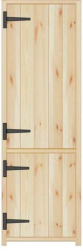 Rustic Farmhouse 600mm Larder Unit
