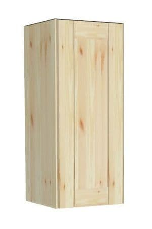 Wall Pine 1 Door Kitchen Cabinet 300mm wide
