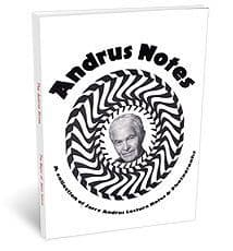 Andrus Notes Jerry Andrus