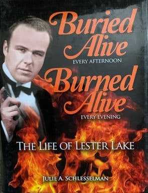 Buried Alive Lester Lake by Julie Schlesselman