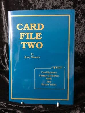 Card File Two by Jerry Mentzer