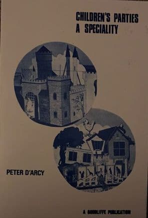 Childrens Parties a Speciality by Peter D'Arcy