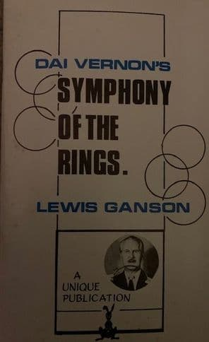 Dai VernonSymphony of The Rings by Lewis Ganson