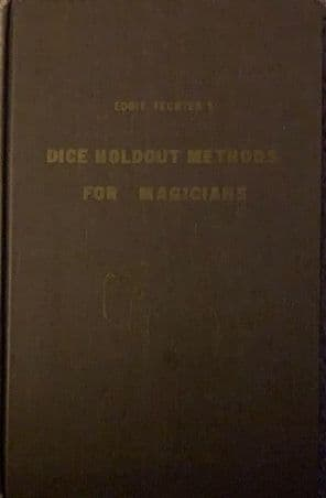 Dice holdout methods by Jerry Mentzer