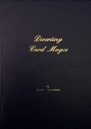 Diverting Card Magic by Andrew Galloway