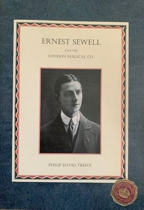 Ernest Sewell and the London Magical Co. by Philip David Treece