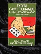 Expert Card Technique by Jean Hugard & Frederick Braue