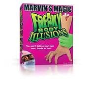 Freaky Body Illusions by Marvins Magic