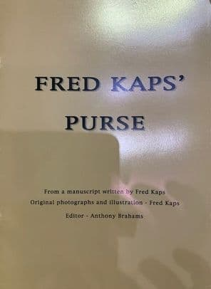 Fred Kaps Purse by Anthony Brahams