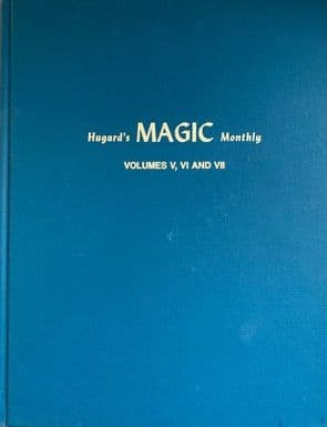 Hugards Magic Monthly by Magico 1994