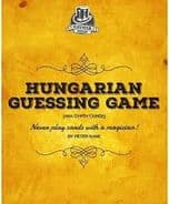 Hungarian Guessing Game AKA Gypsy Curse Trick by  Peter Kane