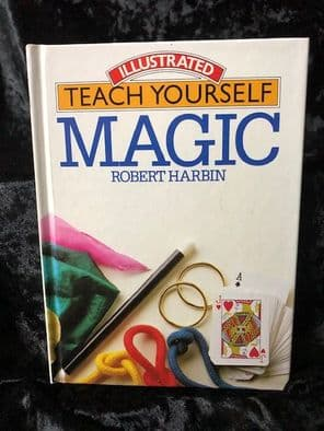 Illustrated Teach yourself Magic Robert Harbin