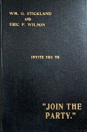 Join the Party by William G Stickland