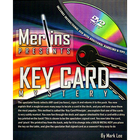 Key Card Mystery by Mark Lee  MERLINS EXCLUSIVE