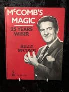 McComb's Magic 25 Years Wiser (Limited) - Book