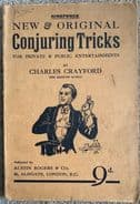 New and original Conjuring Tricks by Charles Crayford
