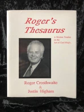 Roger's Thesaurus  by Justin Higham