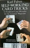 Self  Working Card Tricks by karl fulves