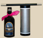 Silk, Wand, Bottle by Tora Magic
