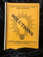 Solutions by Mark Leveridge