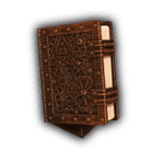 Steampunk Spell Book Card Case by Retro Rocketeers