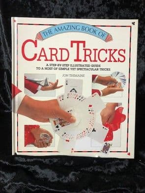 The Amazing Book of Card Tricks by John Tremaine