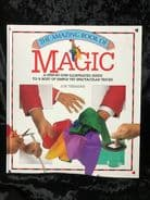 The Amazing Book of Magic by Jon Tremaine