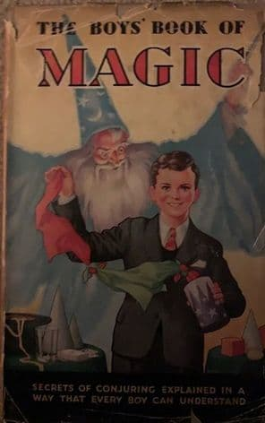 The Boys book of MagicBurke