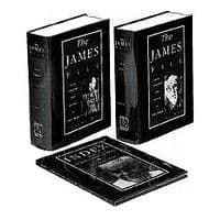 The James File (3 Book Set) by Allan Slaight - Book