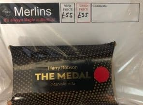 The Medal RED by Harry Robson & Matthew Wright