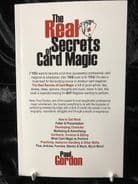 The Real Secrets of Card Magic by Paul Gordon